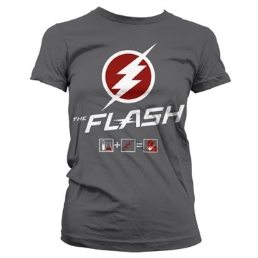 The Flash Riddle T-shirt donna