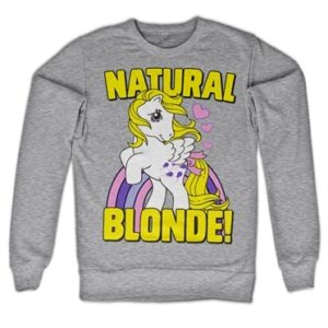 My Little Pony - Natural Blonde Felpa