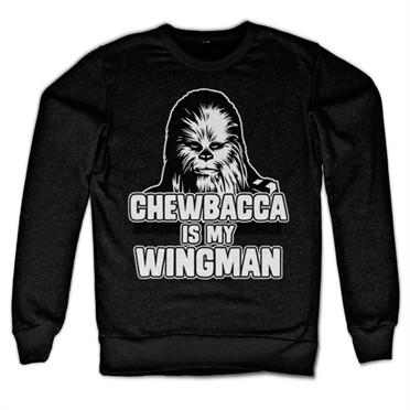 Chewbacca Is My Wingman Felpa