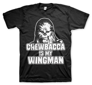 Chewbacca Is My Wingman T-Shirt