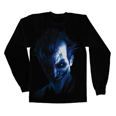 Arkham Joker Long Sleeve T-Shirt