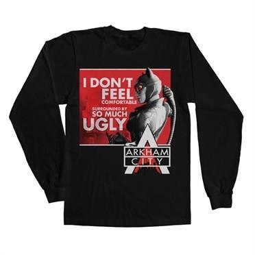 Arkham - Don't Feel Comfortable Long Sleeve T-shirt