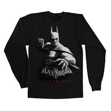 Batman Arkham City Long Sleeve T-Shirt