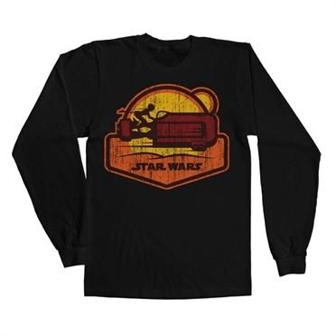 Star Wars 7 - Speeder Long Sleeve T-shirt