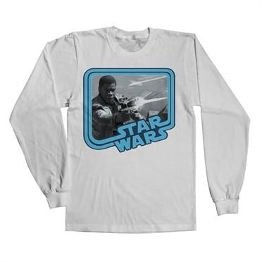 Star Wars 7 - Finn Long Sleeve T-shirt