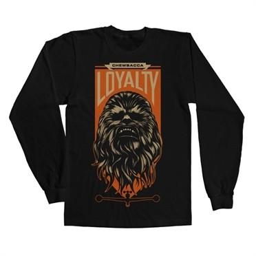 Chewbacca Loyalty Long Sleeve T-shirt