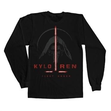Kylo Ren First Order Long Sleeve T-shirt
