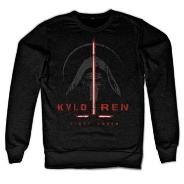 Kylo Ren First Order Felpa