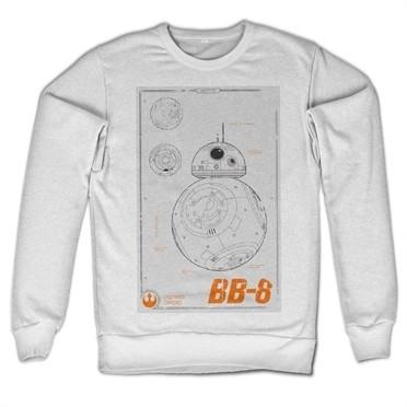 BB-8 Blueprint Felpa