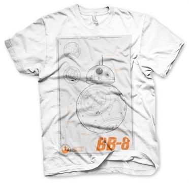 BB-8 Blueprint T-Shirt