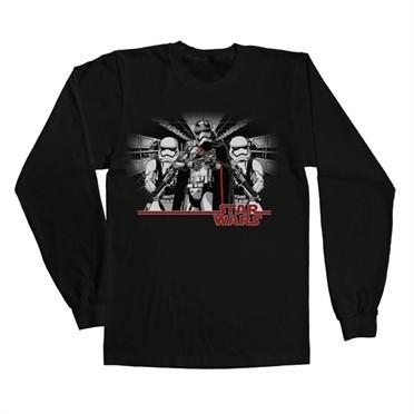 Captain Phasma Long Sleeve T-shirt