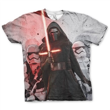 Star Wars - Kylo Ren Allover T-Shirt
