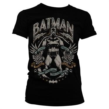 Dark Knight Crusader T-shirt donna
