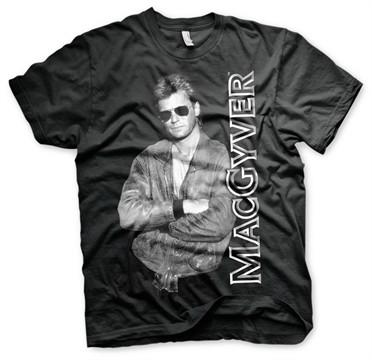 Cool Macgyver T-Shirt