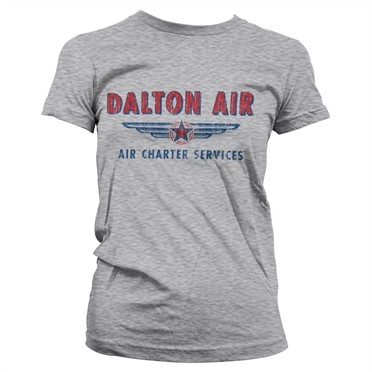 Daltons Air Charter Service T-shirt donna