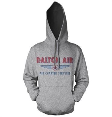 Daltons Air Charter Service Felpa con Berrettopuccio