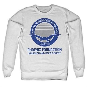 Macgyver - Phoenix Foundation Felpa