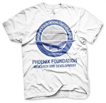 Macgyver - Phoenix Foundation T-Shirt