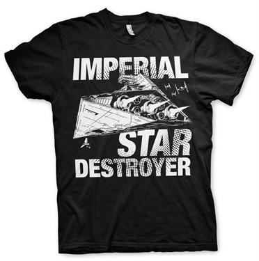 Imperial Star Destroyer T-Shirt