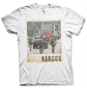 Narcos Vintage Photo T-Shirt