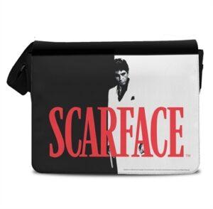 Scarface Poster Messenger Bag