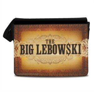Big Lebowski Rug Messenger Bag