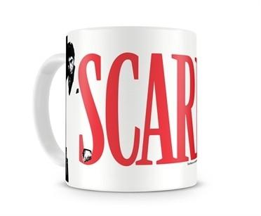 Scarface Poster Tazza Mug