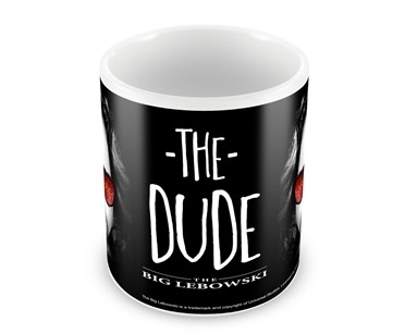 The Dude Tazza Mug