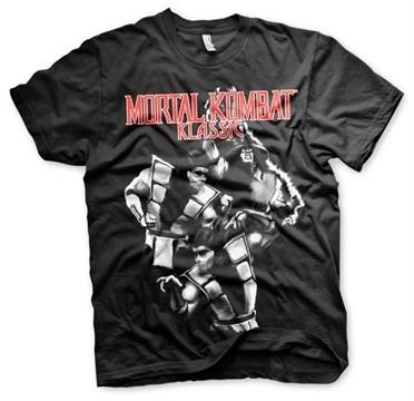 Mortal Kombat Klassic Fighters T-Shirt