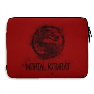 Mortal Kombat Dragon Custodia Notebook