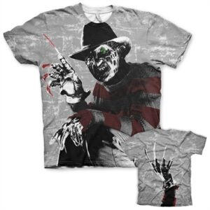 Freddy Krueger Allover T-Shirt