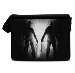 Freddy vs Jason Messenger Bag