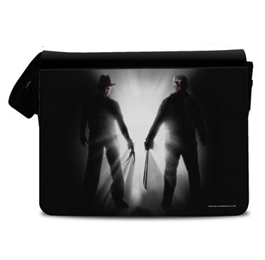 Freddy vs Jason Messenger Bag