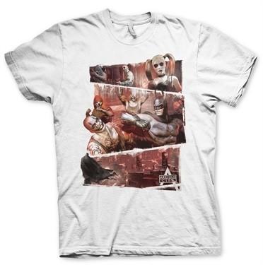 Arkham City Strip T-Shirt