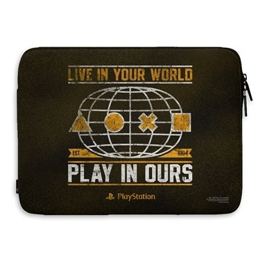 Playstation - Your World Custodia Notebook