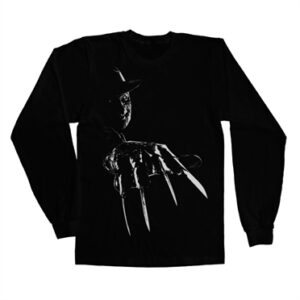 Freddy Krueger Long Sleeve T-shirt