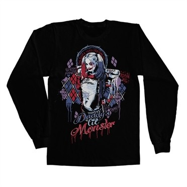 Suicide Squad Harley Quinn Long Sleeve T-shirt