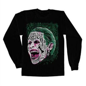 Suicide Squad Joker Long Sleeve T-shirt