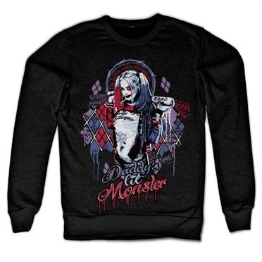 Suicide Squad Harley Quinn Felpa