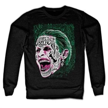 Suicide Squad Joker Felpa