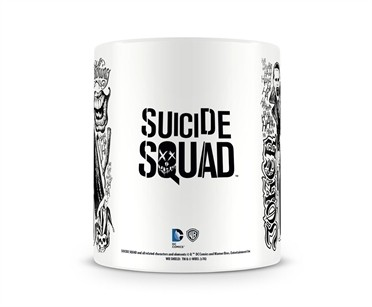 Suicide Squad Joker Tazza Mug
