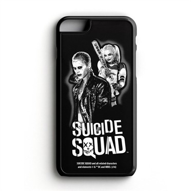 Suicide Squad Joker & Harley Phone Cover