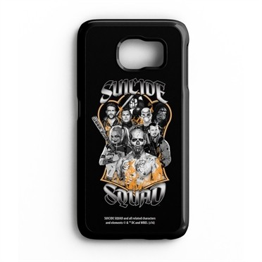 Suicide Squad Phone Cover
