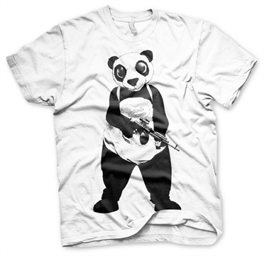Suicide Squad Panda T-Shirt