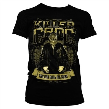 Killer Croc T-shirt donna