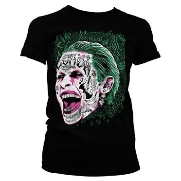 Suicide Squad Joker T-shirt donna
