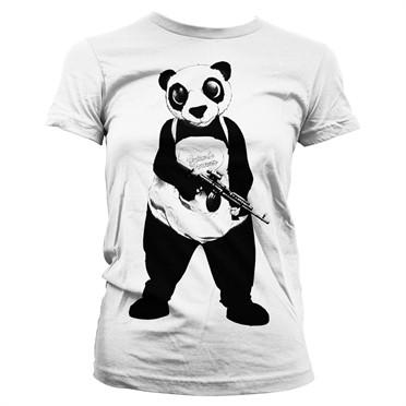 Suicide Squad Panda T-shirt donna