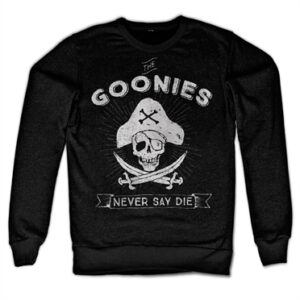 Goonies - Never Say Die Felpa