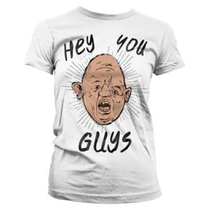 Goonies - Hey You Guys T-shirt donna