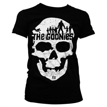 The Goonies Skull T-shirt donna